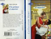 Un prince à marier - Couverture - Format classique