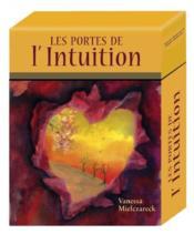 Les portes de l'intuition (2e édition) - Couverture - Format classique