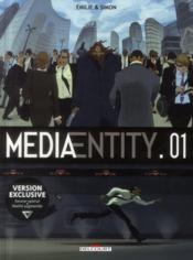 MediaEntity T.1 - Couverture - Format classique
