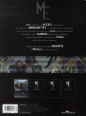MediaEntity T.1 - 4ème de couverture - Format classique