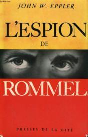 L'Espion De Rommel - Couverture - Format classique