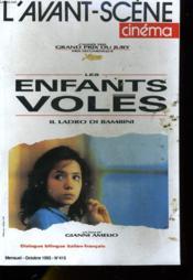 L'Avant-Scene Cinema N°415 - Entretien Avec Gianni Amelio - Les Enfants Voles - Entretien Avec Lucian Pintilie... - Couverture - Format classique