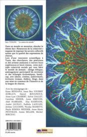 Ressources de la créativité ; une expérience franco-tunisienne - 4ème de couverture - Format classique