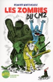 Les zombies du CM2 - Couverture - Format classique