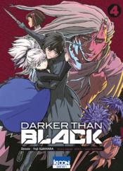 Darker than black t.4 - Couverture - Format classique