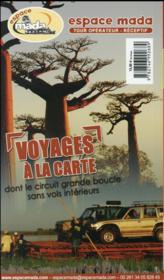 GUIDE PETIT FUTE ; COUNTRY GUIDE ; Madagascar (édition 2016/2017) - 4ème de couverture - Format classique