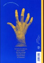 Tout autour de Rodin - 4ème de couverture - Format classique