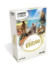 ChroniCards ; la Bible - Couverture - Format classique