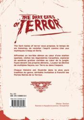 The dark gates of terror - 4ème de couverture - Format classique
