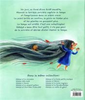 Zékéyé et la sorcière - 4ème de couverture - Format classique