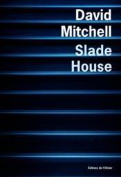 Slade House - Couverture - Format classique