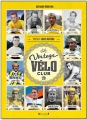 Vintage vélo club - Couverture - Format classique