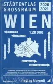 Greater vienna (édition 2020/2021) - Couverture - Format classique