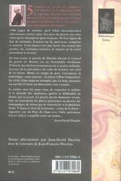 L'affaire Dreyfus : minutes du procès de Rennes - 4ème de couverture - Format classique
