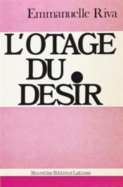 L'otage du désir - Couverture - Format classique