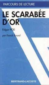 Le Scarabee D'Or - Parcours De Lecture - Couverture - Format classique