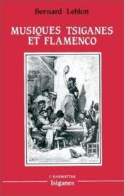 Musiques Tsiganes Et Flamenco - Couverture - Format classique