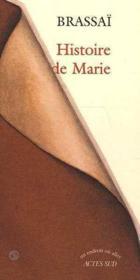 Histoire de marie - Couverture - Format classique