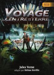 Voyage au centre de la terre - Intérieur - Format classique