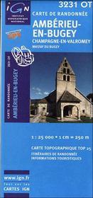 Ambérieu-en-Bugey, Champagne-en-Valromey, massif du Bugey - Intérieur - Format classique