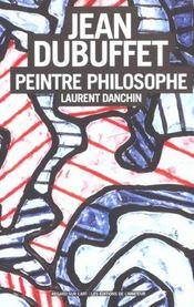 Jean Dubuffet - Intérieur - Format classique