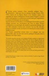 Georges Fourest ou le carnaval de la littérature - 4ème de couverture - Format classique