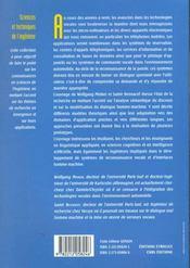 Reconnaissance Vocale Et Dialogue Homme-Machine - 4ème de couverture - Format classique