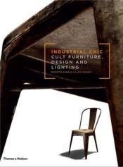 Industrial Chic /Anglais - Couverture - Format classique