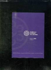 Chateaux Et Hotels Collection Guide 2008. Francais. - Couverture - Format classique