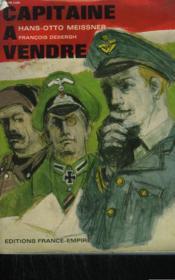 Capitaine A Vendre. - Couverture - Format classique