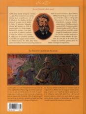 Le tour du monde en 80 jours, de Jules Verne ; intégrale - 4ème de couverture - Format classique