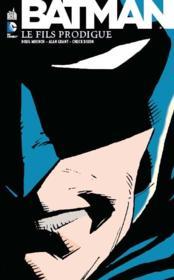 Batman ; le fils prodigue - Couverture - Format classique
