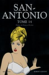 San-Antonio T.14 - Couverture - Format classique