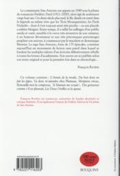San-Antonio T.14 - 4ème de couverture - Format classique