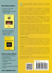 Le temps à ma portée ; le temps, perception et mesure ; les horloges atomiques - 4ème de couverture - Format classique