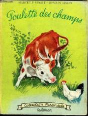 Poulette Des Champs - Couverture - Format classique