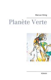 Planète verte - Couverture - Format classique