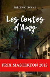 Les contes d'Amy - Couverture - Format classique