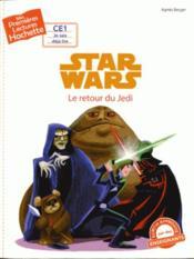 Mes premières lectures ; Star Wars - épisode VI ; le retour du Jedi - Couverture - Format classique