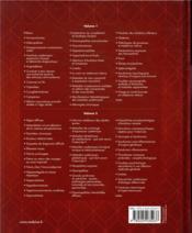 Diagnostics difficiles en médecine interne t.2 (4e édition) - 4ème de couverture - Format classique