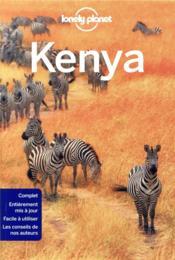 Kenya (3e édition) - Couverture - Format classique