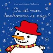 Où est mon bonhomme de neige ? - Couverture - Format classique