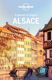 Explorer la région Alsace (3e édition) - Couverture - Format classique