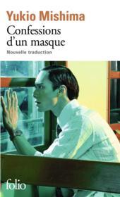 Confessions d'un masque - Couverture - Format classique