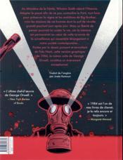1984 - 4ème de couverture - Format classique