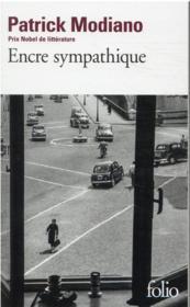 Encre sympathique - Couverture - Format classique