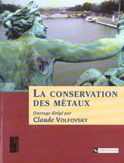 La Conservation Des Metaux - Intérieur - Format classique
