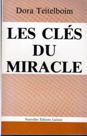 Les clés du miracle - Couverture - Format classique