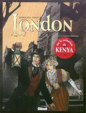 London t.1 ; la fenêtre fantôme - Intérieur - Format classique