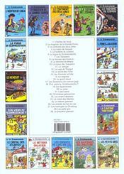 Magicien De La Grande Ourse - 4ème de couverture - Format classique